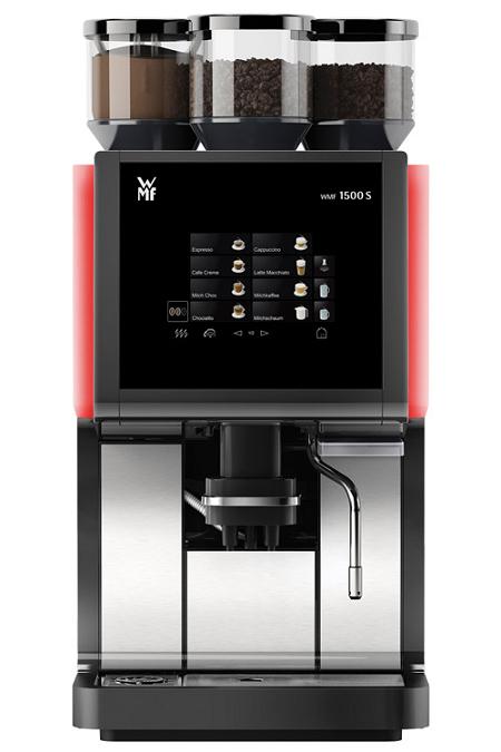 Автоматична кафемашина ВМФ